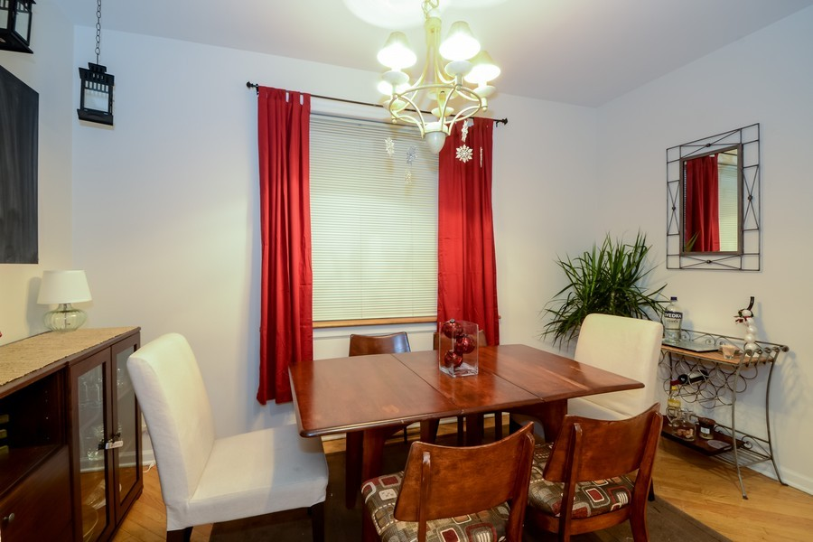 Real Estate Photography - 1038 W Montana, Chicago, IL, 60614 - Dining Room