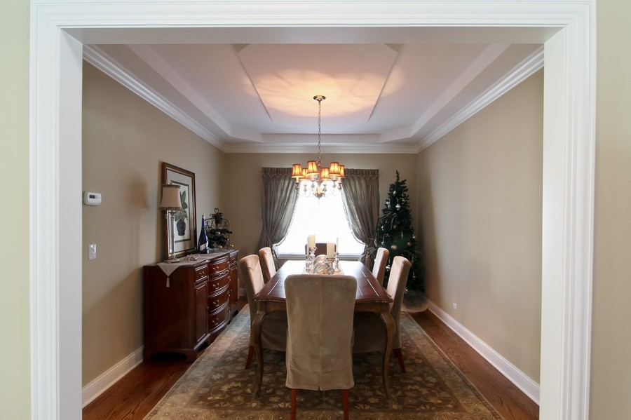Real Estate Photography - 4636 Washington St, Downers Grove, IL, 60515 - Dining Room