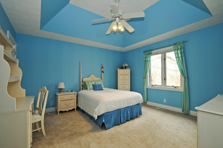 Real Estate Photography - 3830 N. Dwight Rd, Morris, IL, 60450 - 2nd Bedroom (first Floor)