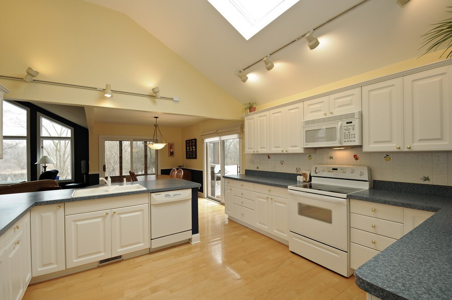 Real Estate Photography - 3830 N. Dwight Rd, Morris, IL, 60450 - Kitchen