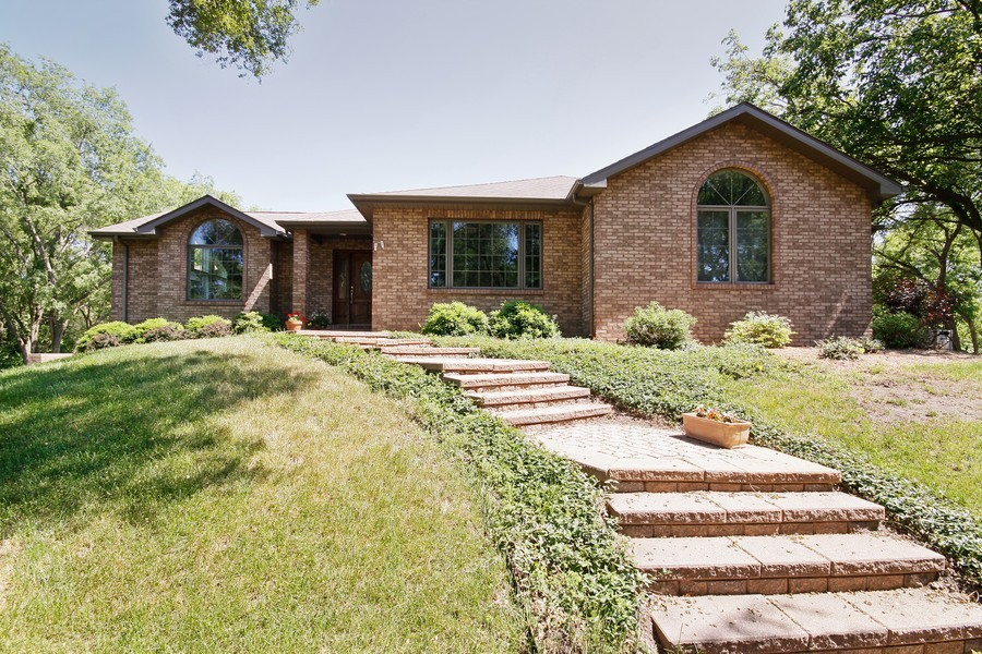 Real Estate Photography - 3830 N. Dwight Rd, Morris, IL, 60450 - Front Exterior