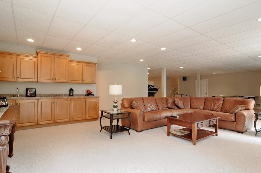 Real Estate Photography - 20843 W High Ridge Drive, Kildeer, IL, 60047 - Lower Level