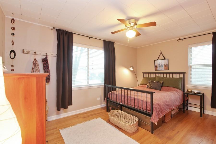 Real Estate Photography - 878 Fairfield, Elmhurst, IL, 60126 - Bedroom