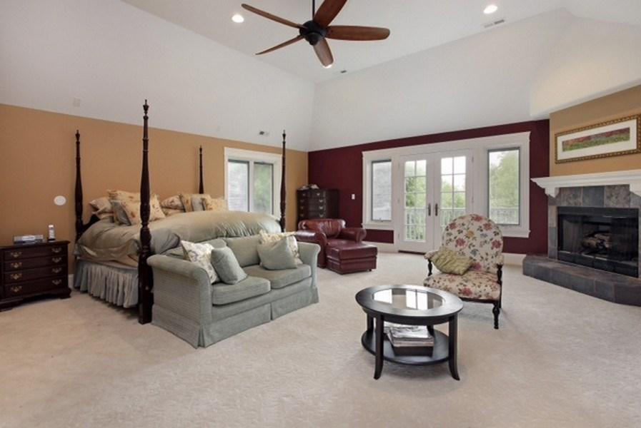 Real Estate Photography - 815 Happ Rd, Northfield, IL, 60093 - Master Bedroom