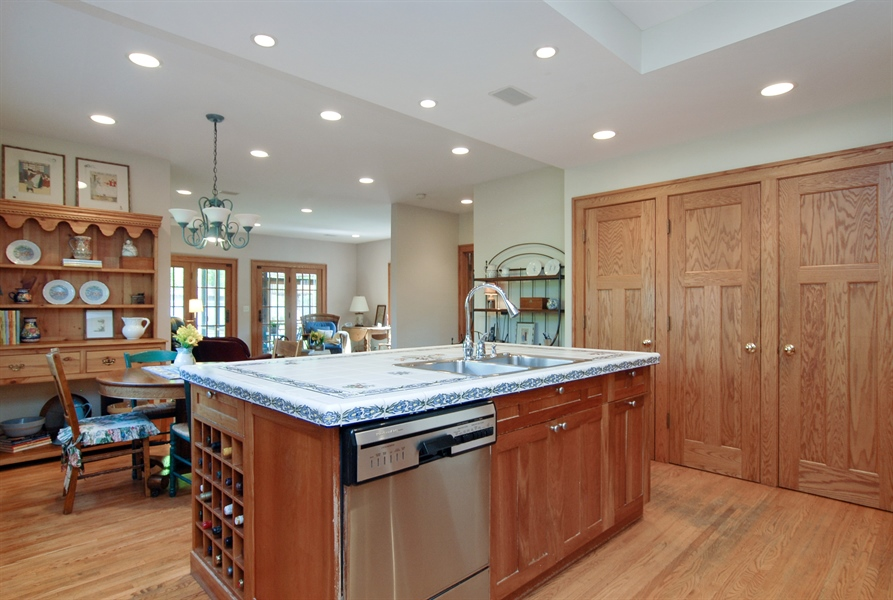 Real Estate Photography - 287 Cedar Ave., Highland Park, IL, 60035 - Kitchen