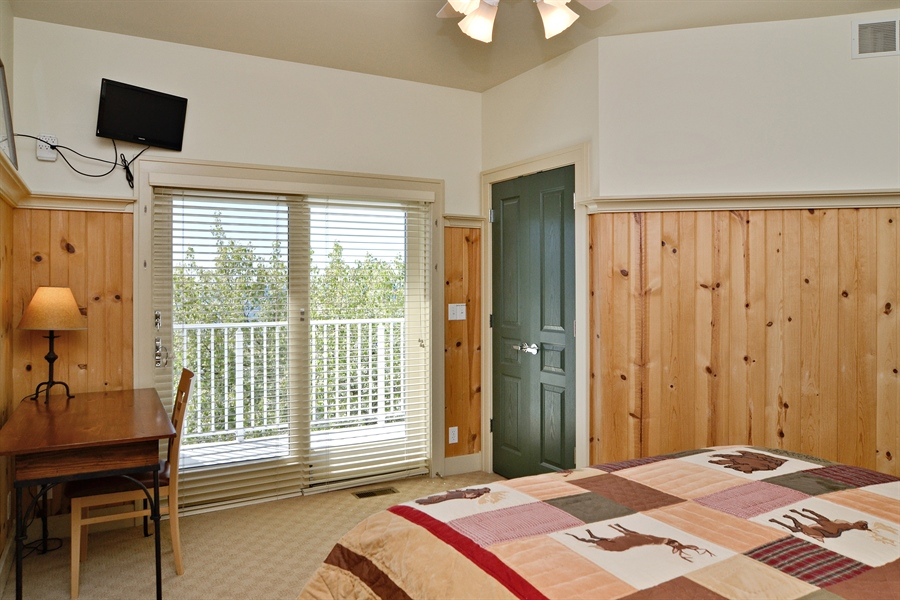 Real Estate Photography - 46064 Blue Star Hwy, Firelane 15, Coloma, MI, 49038 - 5th Bedroom