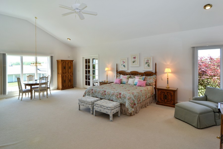 Real Estate Photography - 451 E 1000 N, La Porte, IN, 46350 - Master Bedroom