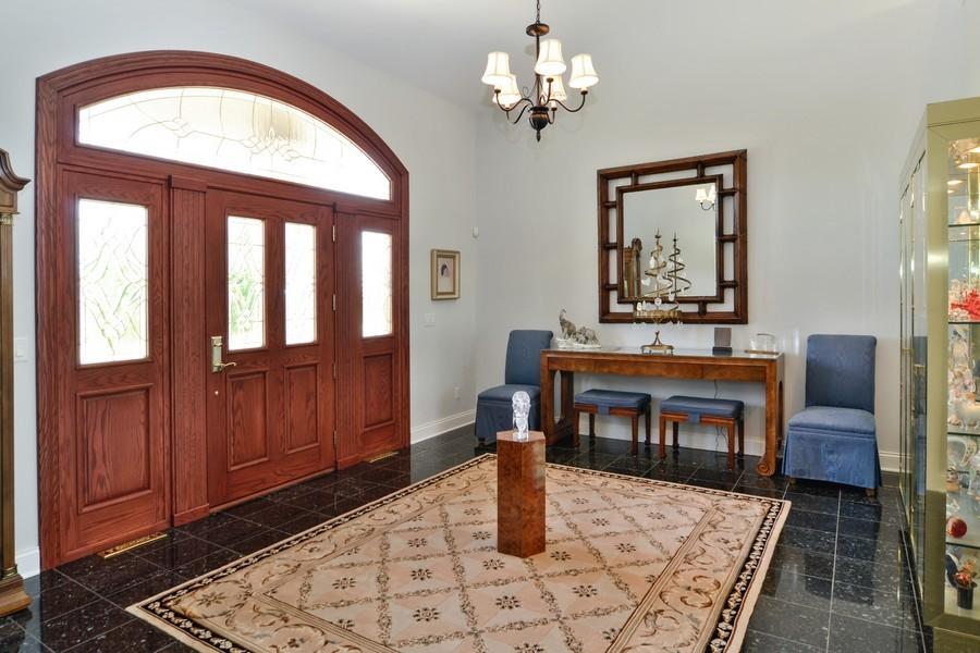 Real Estate Photography - 451 E 1000 N, La Porte, IN, 46350 - Foyer