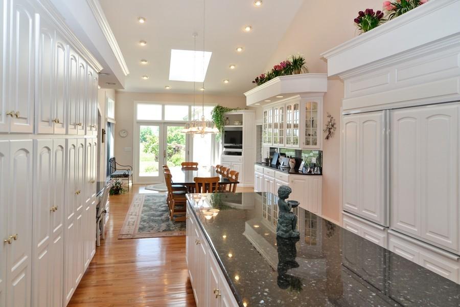 Real Estate Photography - 451 E 1000 N, La Porte, IN, 46350 - Kitchen/Breakfast Room