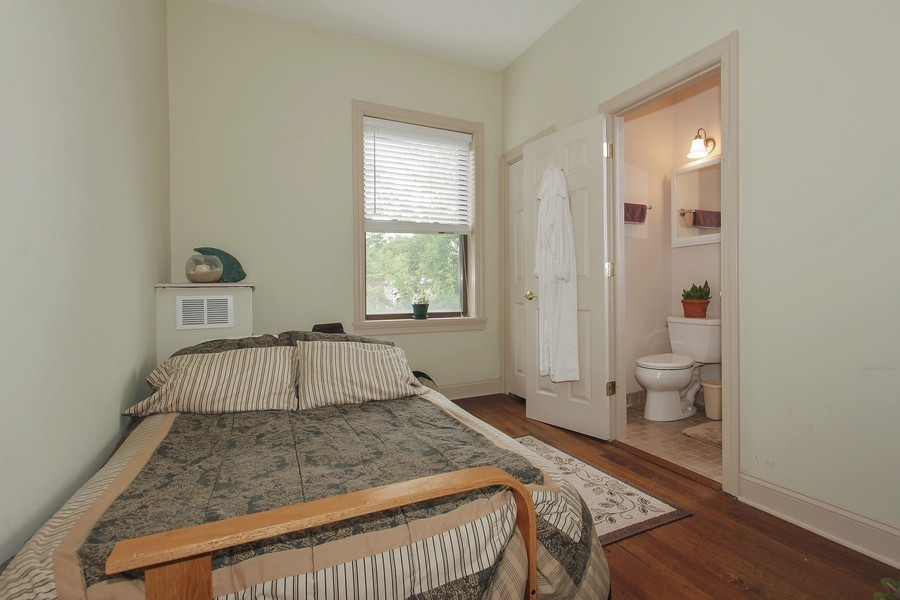 Real Estate Photography - 4822 S Dorchester, Chicago, IL, 60615 - Bedroom