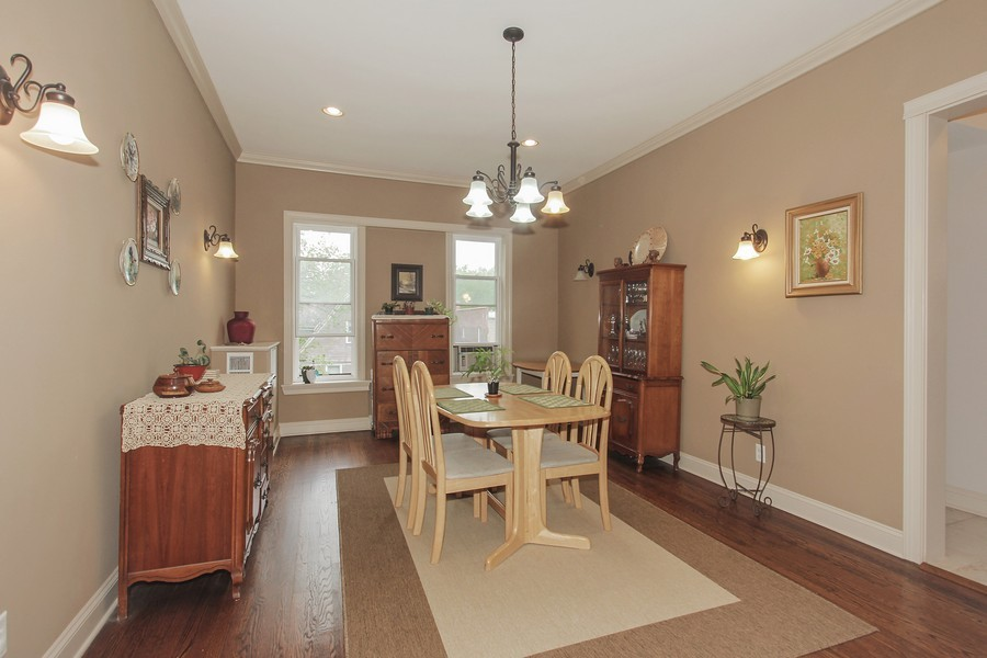Real Estate Photography - 4822 S Dorchester, Chicago, IL, 60615 - Dining Room