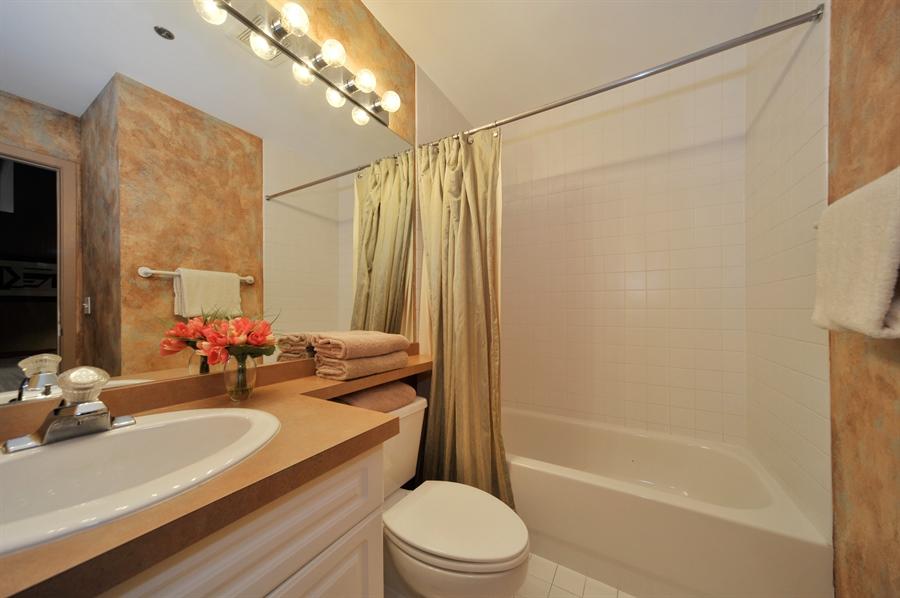 Real Estate Photography - 616 W Fulton, Unit 215, Chicago, IL, 60661 - Bathroom