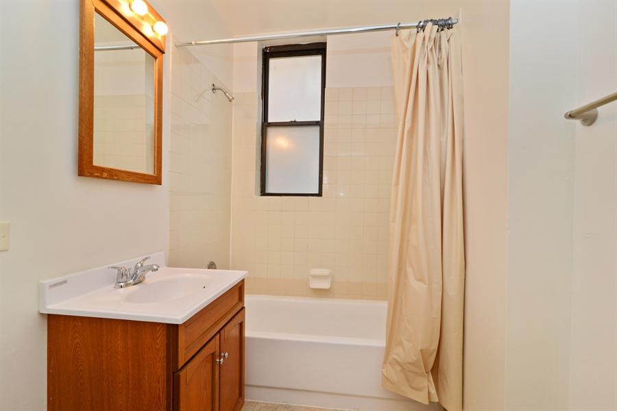 Real Estate Photography - 2245 N Western, 2F, Chicago, IL, 60647 - Bathroom