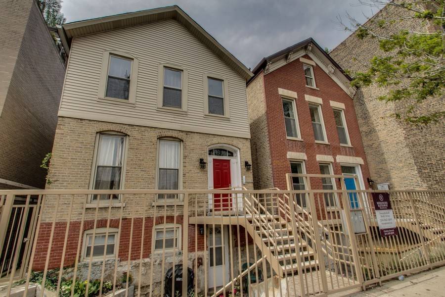 Real Estate Photography - 1942 N Halsted St, Chicago, IL, 60614 - Front View