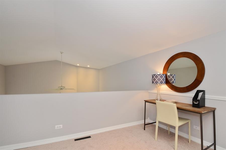 Real Estate Photography - 3645 N Wayne, Unit C, Chicago, IL, 60613 - Loft View B