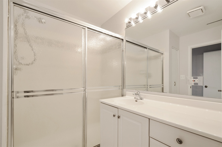 Real Estate Photography - 3645 N Wayne, Unit C, Chicago, IL, 60613 - Bathroom