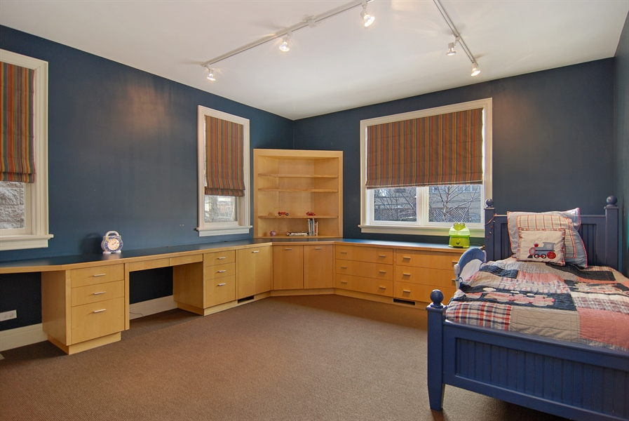 Real Estate Photography - 2136 N Magnolia, Chicago, IL, 60614 - 5th Bedroom