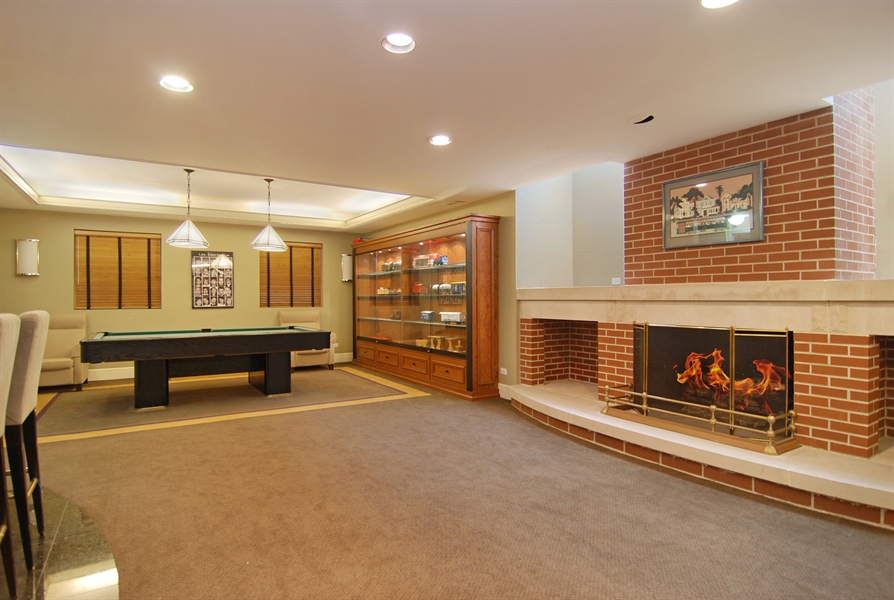 Real Estate Photography - 2136 N Magnolia, Chicago, IL, 60614 - Lower Level