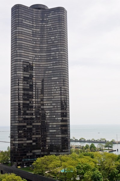 Real Estate Photography - 505 N. Lake Shore Dr., 3905, Chicago, IL, 60611 - Lake Point Tower