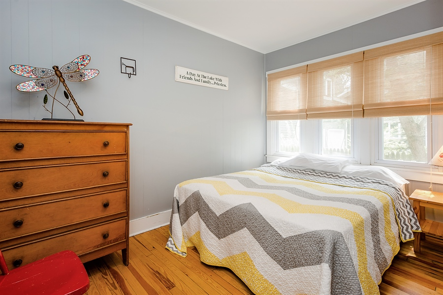 Real Estate Photography - 15657 Lake Shore Rd, #17, Union Pier, MI, 49129 - Bedroom
