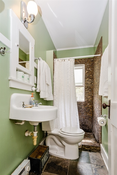 Real Estate Photography - 15657 Lake Shore Rd, #17, Union Pier, MI, 49129 - Bathroom