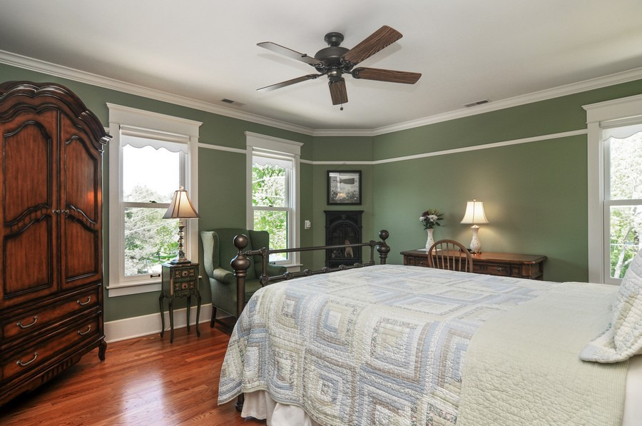 Real Estate Photography - 203 Dundee Avenue, Barrington, IL, 60010 - 3rd Bedroom