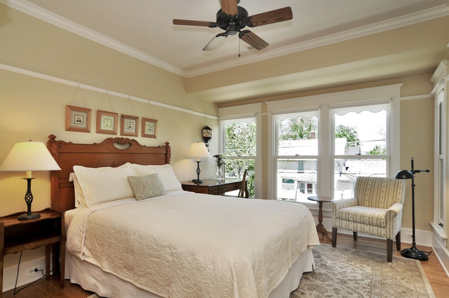 Real Estate Photography - 203 Dundee Avenue, Barrington, IL, 60010 - 5th Bedroom