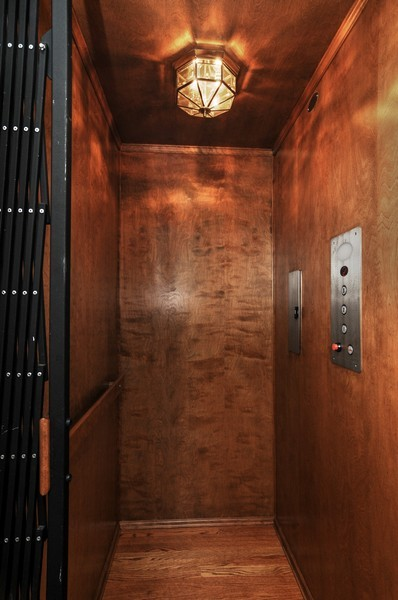 Real Estate Photography - 203 Dundee Avenue, Barrington, IL, 60010 - Custom 3-Stop Elevator