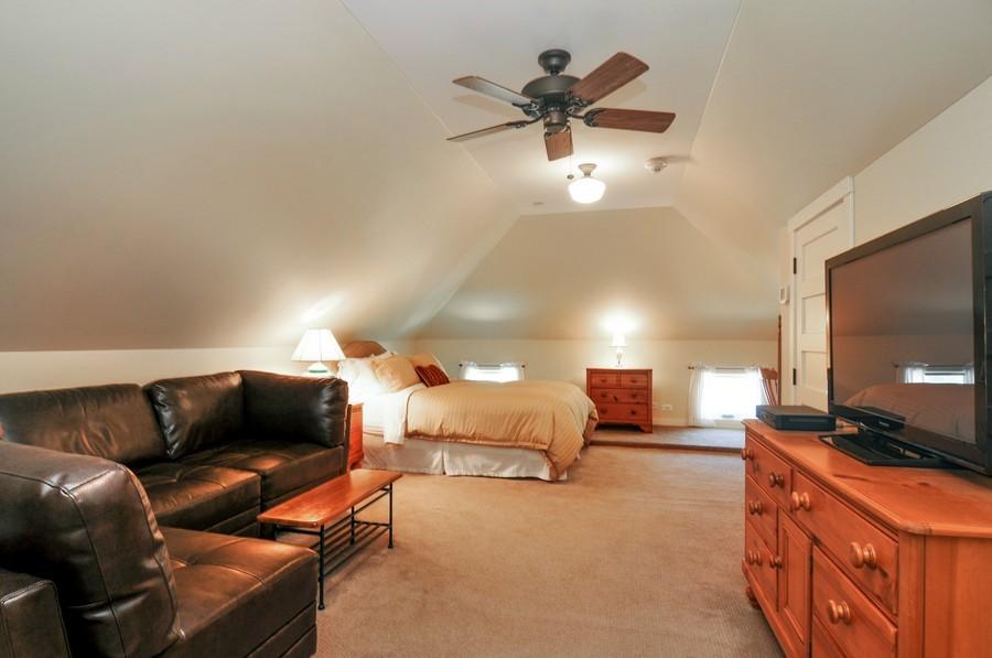 Real Estate Photography - 203 Dundee Avenue, Barrington, IL, 60010 - Bonus Room