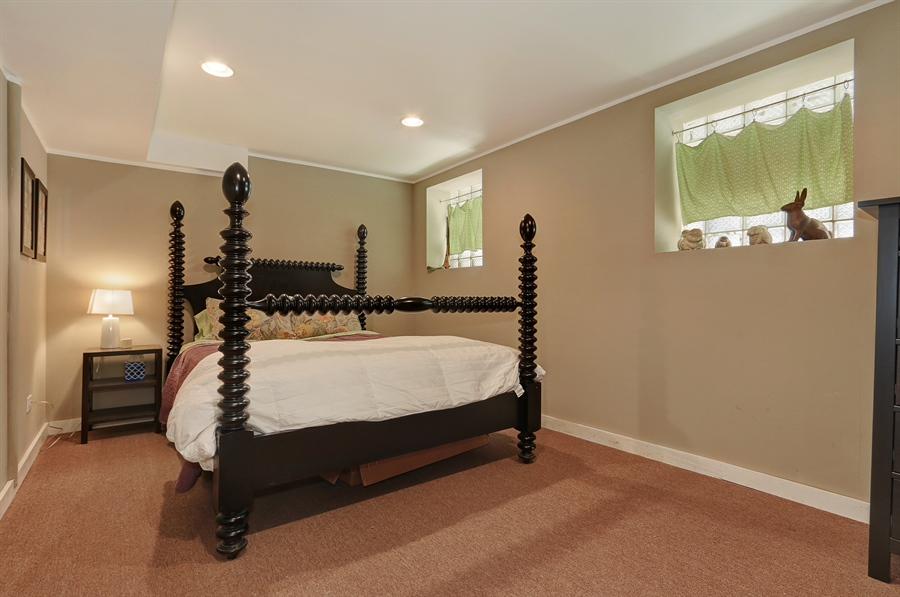 Real Estate Photography - 3030 W Cortland, Chicago, IL, 60647 - 3rd bedroom