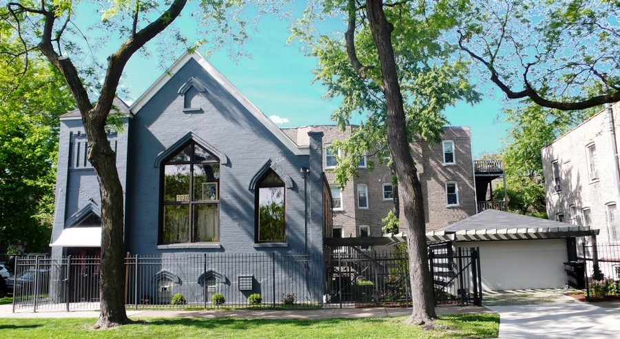 Real Estate Photography - 3030 W Cortland, Chicago, IL, 60647 - Exterior