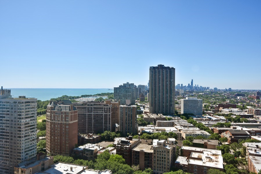 Real Estate Photography - 655 Irving Park Rd, Unit 4606, Chicago, IL, 60609 - View