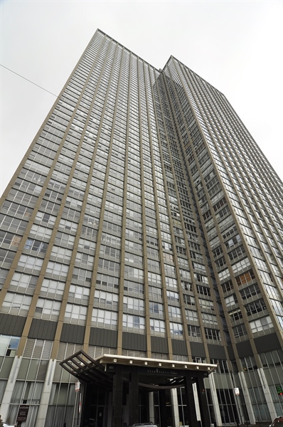 Real Estate Photography - 655 Irving Park Rd, Unit 4606, Chicago, IL, 60609 - Front View