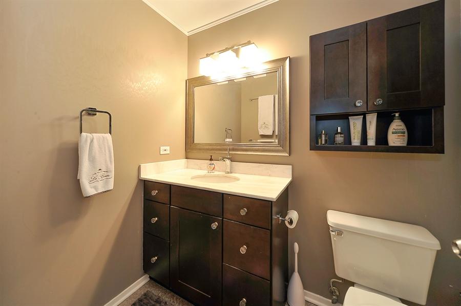 Real Estate Photography - 616 W Fulton, Unit 510, Chicago, IL, 60661 - Master Bathroom