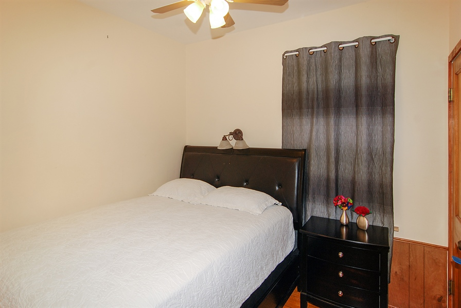 Real Estate Photography - 1609 S 61st Ave, Cicero, IL, 60804 - 2nd Bedroom