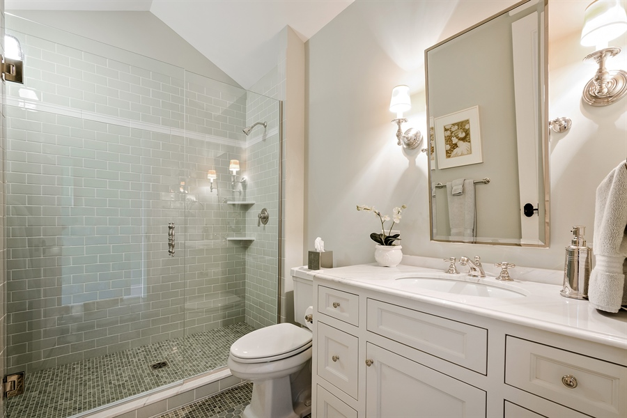 Real Estate Photography - 5750 Dunham Path, Stevensville, MI, 49127 - Bathroom 3