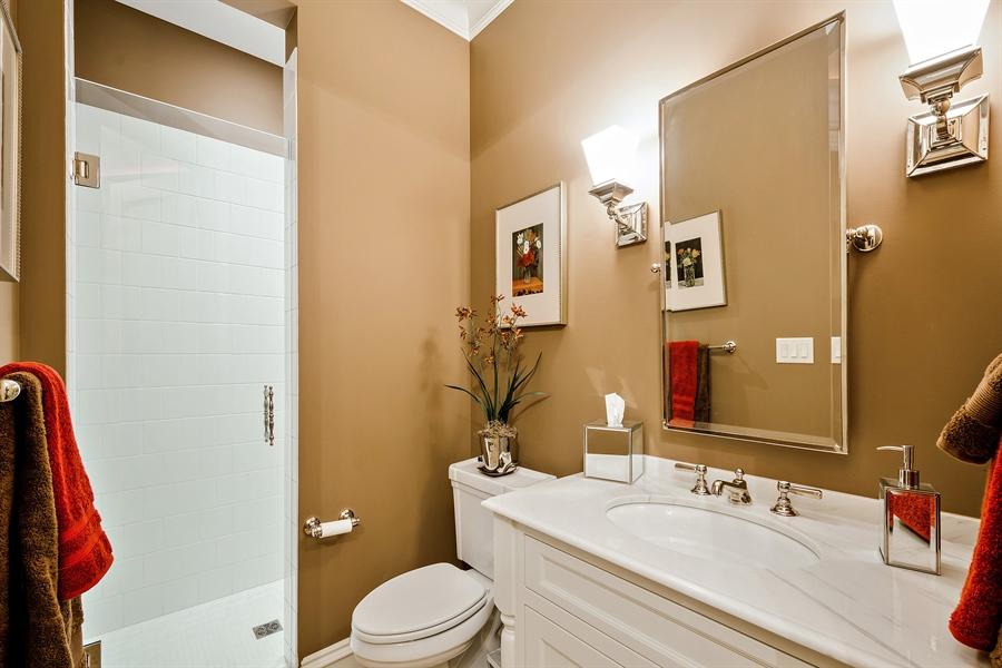 Real Estate Photography - 5750 Dunham Path, Stevensville, MI, 49127 - Bathroom 5