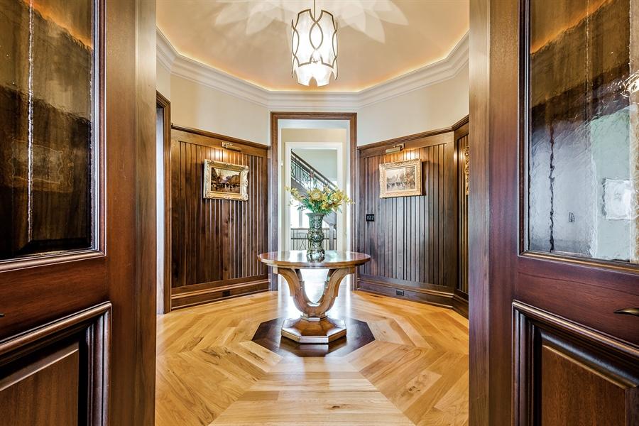 Real Estate Photography - 5750 Dunham Path, Stevensville, MI, 49127 - Master Bedroom Foyer