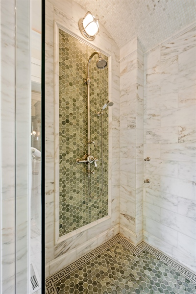 Real Estate Photography - 5750 Dunham Path, Stevensville, MI, 49127 - Master Bathroom