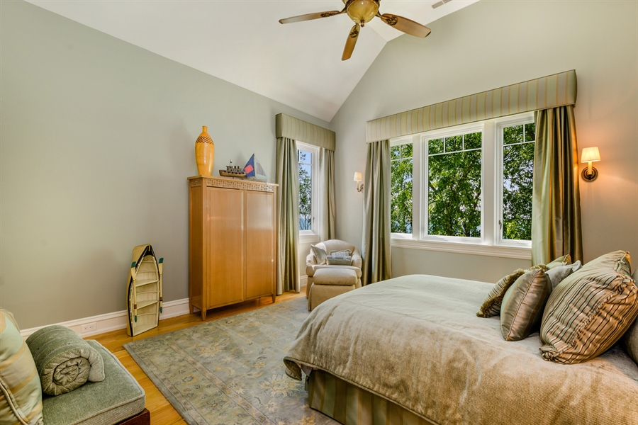 Real Estate Photography - 5750 Dunham Path, Stevensville, MI, 49127 - Bedroom 4