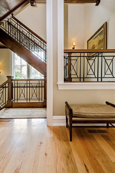 Real Estate Photography - 5750 Dunham Path, Stevensville, MI, 49127 - Staircase