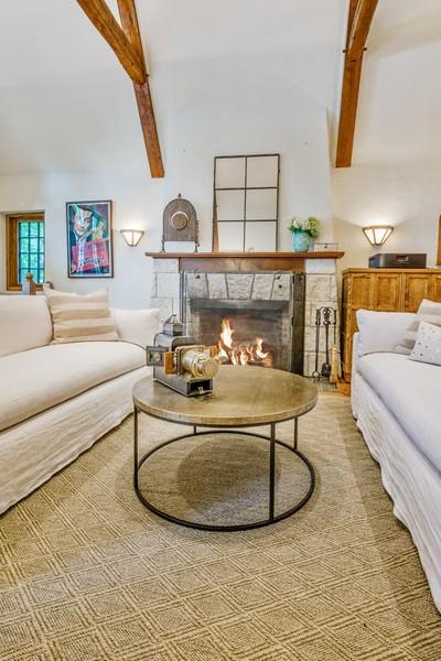 Real Estate Photography - 13274 Ravine Road, Harbert, MI, 49115 - Living Room