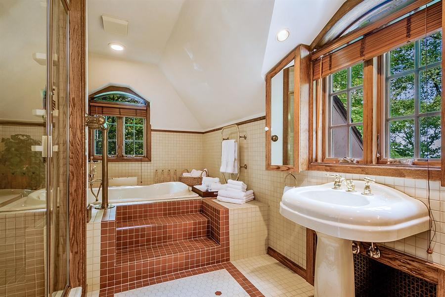 Real Estate Photography - 13274 Ravine Road, Harbert, MI, 49115 - Master Bathroom