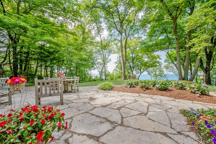 Real Estate Photography - 13274 Ravine Road, Harbert, MI, 49115 - Terrace 2