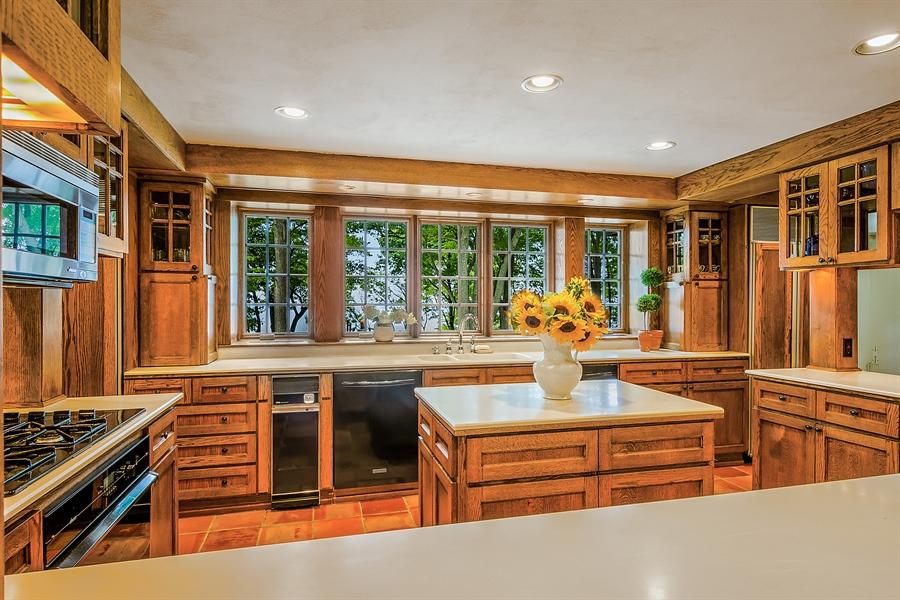 Real Estate Photography - 13274 Ravine Road, Harbert, MI, 49115 - Kitchen