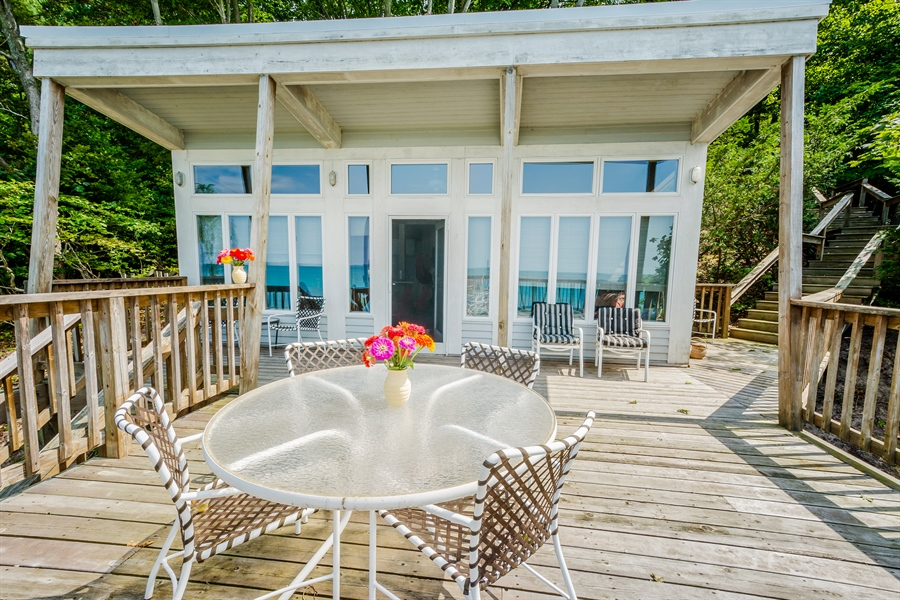 Real Estate Photography - 13274 Ravine Road, Harbert, MI, 49115 - Beach House