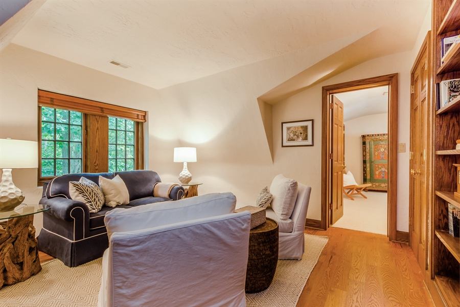Real Estate Photography - 13274 Ravine Road, Harbert, MI, 49115 - Master Bedroom Sitting Room