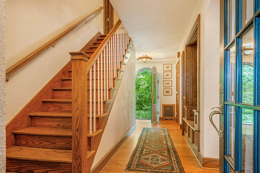 Real Estate Photography - 13274 Ravine Road, Harbert, MI, 49115 - Staircase