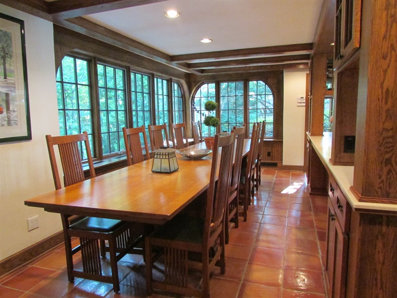 Real Estate Photography - 13274 Ravine Road, Harbert, MI, 49115 - Dining Room 2