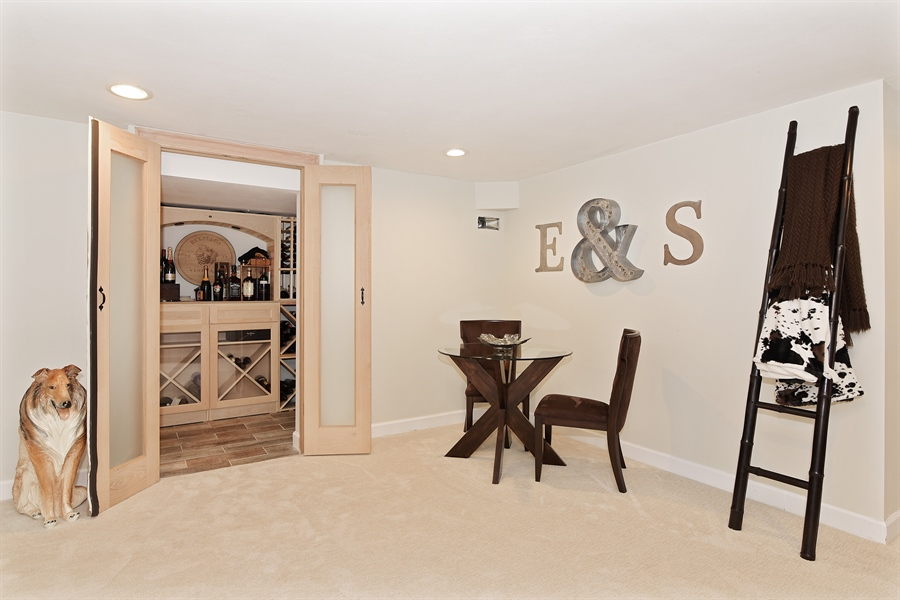 Real Estate Photography - 4508 W. Bryn Mawr, Chicago, IL, 60646 - Lower Level